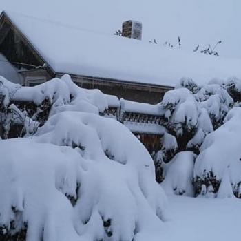 Tempête hivernale historique entre Alberta et Montana