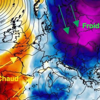 L'Automne en Europe : théâtre d'importants contrastes thermiques