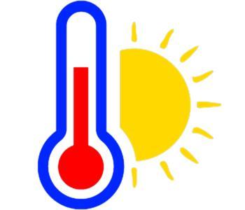 Les fortes chaleurs marquent le début de l'été météorologique