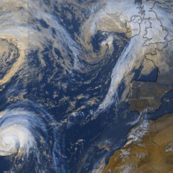 Lorenzo, le cyclone des Açores à l'approche de l'Europe