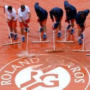 La météo des internationaux de tennis de Roland Garros