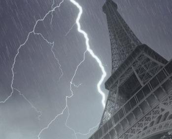 Orages, vents violents, inondations : dégradation musclée ce lundi