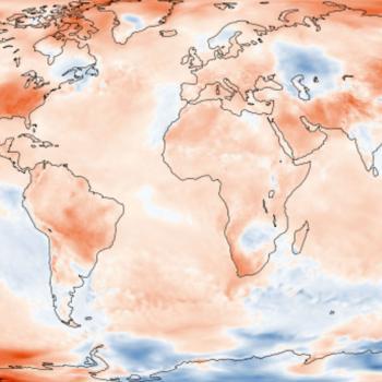 Septembre 2019 le plus chaud dans le Monde, déjà des records pour octobre