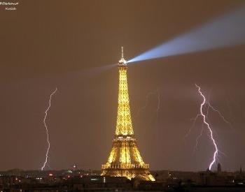 Retour en force des orages sur la France